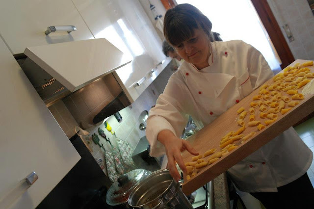 Vegetarian Cooking Classes in Italy Venice - Garganelli Pasta