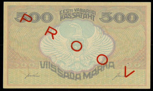 Estonia old currency money images