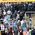 Futbol, detienen a más de 500 aficionados por partido Eintracht Frankfurt-Darmstadt