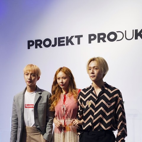 ✰PHOTO✰ Triple H na Projekt Produkt event