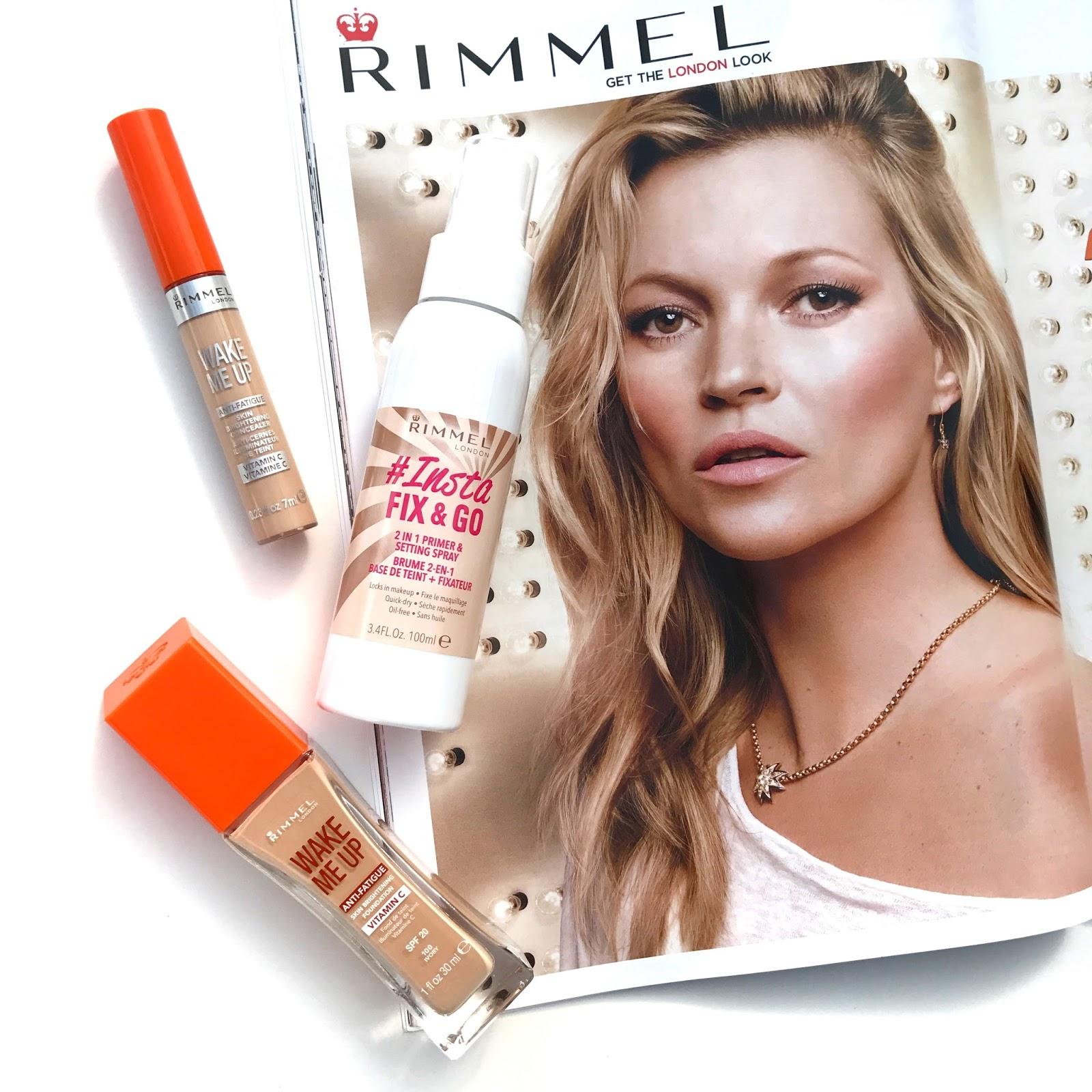 #Insta Fix & Go Setting Spray by Rimmel #17