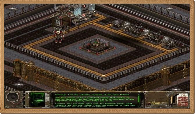 Fallout Tactics PC Games Gameplay