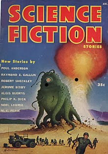 Science Fiction Stories - 1953