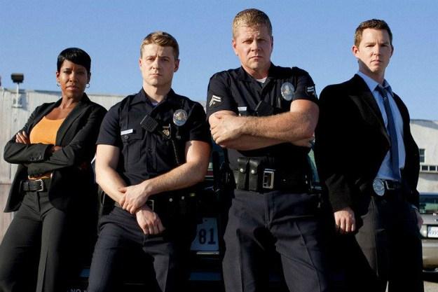 Amerikanische Polizeiserien