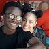 Love is in the air for #Scandal Stephanie Sandows and Hungani Ndlovu