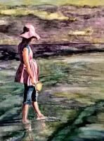 Painting by Caroline Van Rensburg
