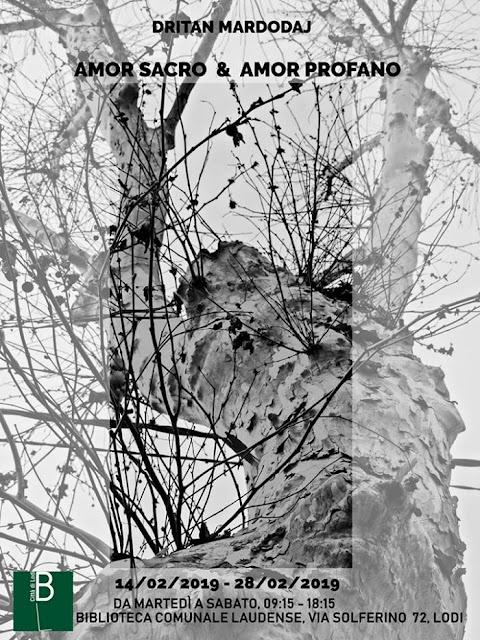 Bis di mostre per l'artista contemporaneo Dritan Mardodaj