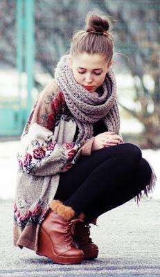 Moda de Niña para Invierno