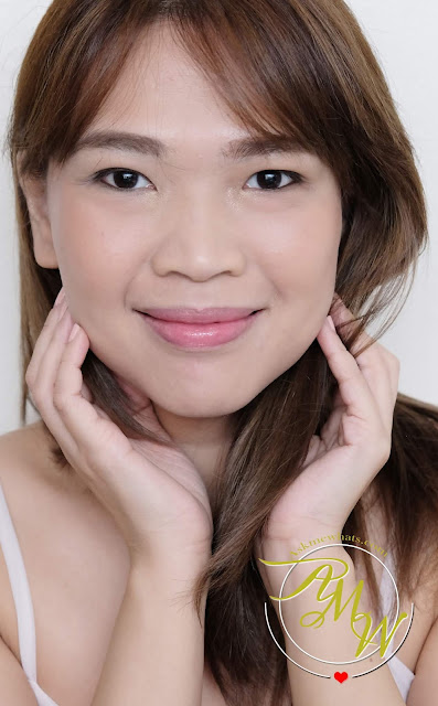 a photo of Inglot AMC Face Blush Nikki Tiu www.askmewhats.com