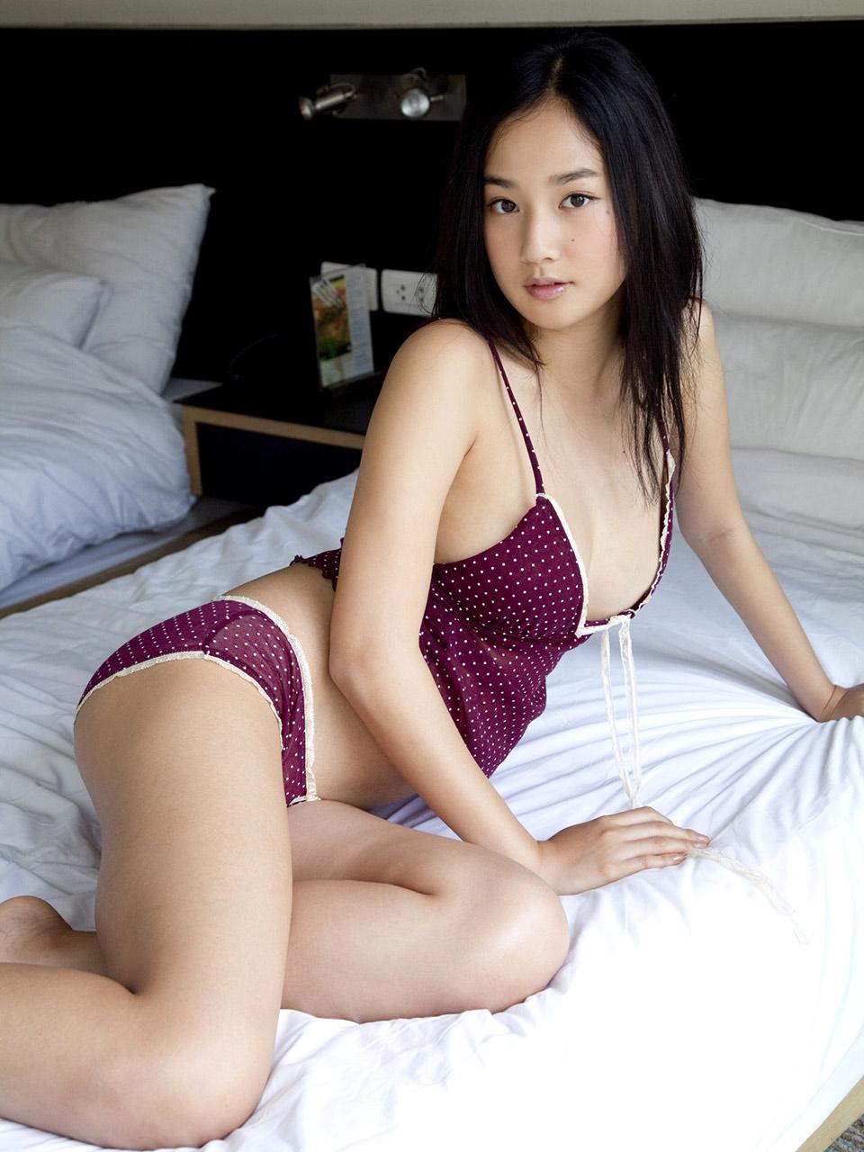 kaho takashima sexy bikini pics 04