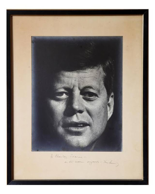 JFK at 100: My Dad's Famous Miami Portrait of the President