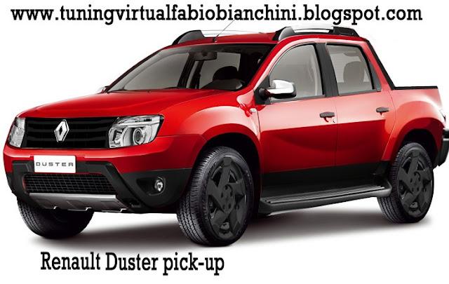 duster pick up autos post. Black Bedroom Furniture Sets. Home Design Ideas