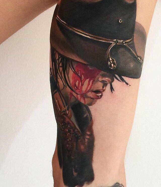 tatuajes de los personajes the walking dead