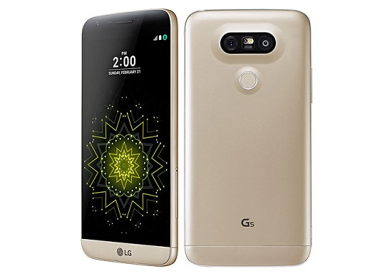 LG G5 OFICIAL