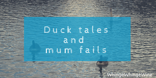 Duck tales and mum fails: All you need to know about a trip to the duck pond