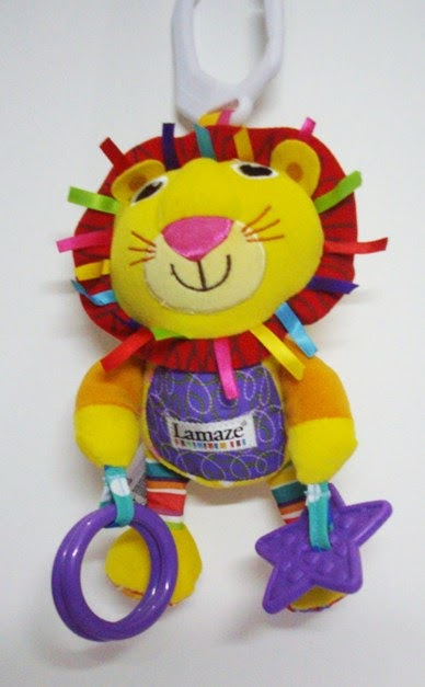 Little Twinkle: Lamaze Toys