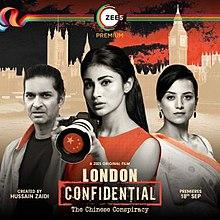 Download  London Confidential (2020) Hindi Full Movie | Mouni Roy, Purab Kohli