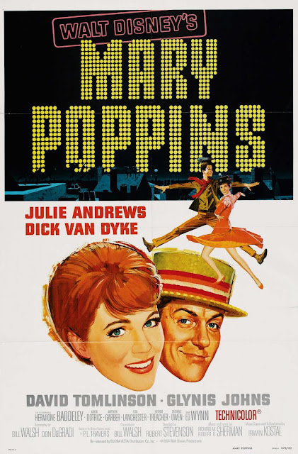Mary Poppins - portada película