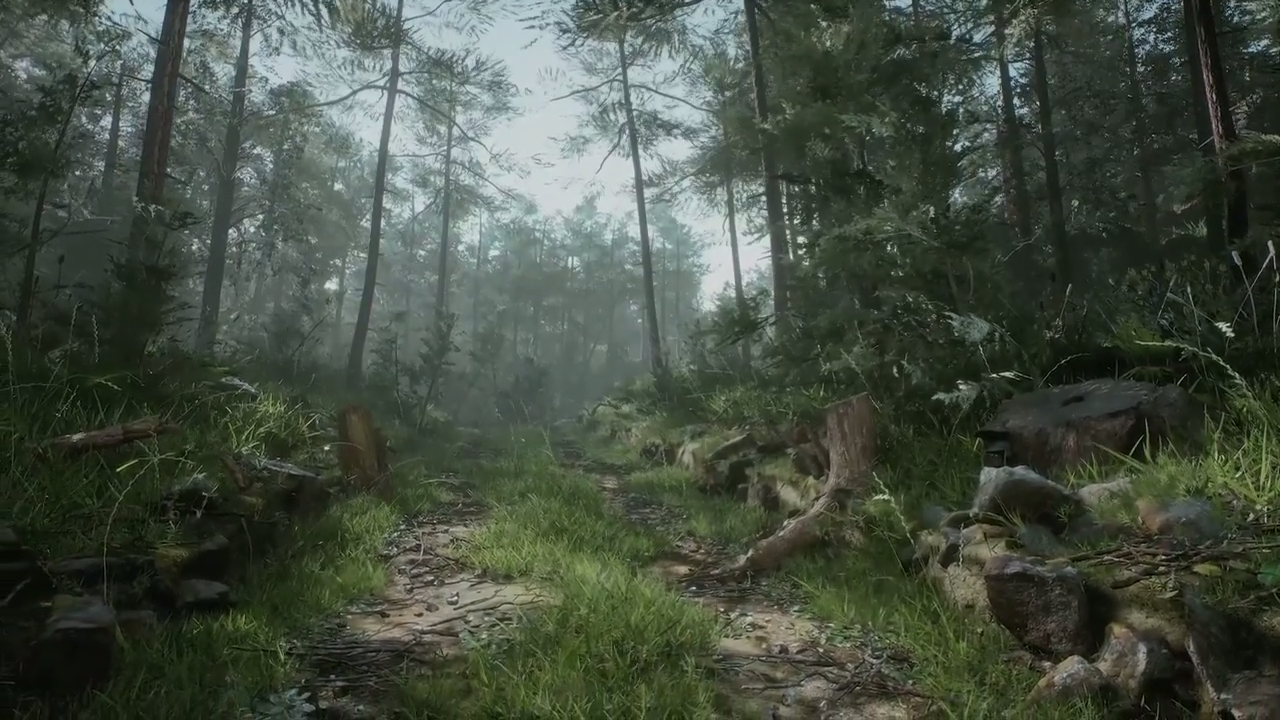 Creating Forests With Unreal Engine & Megascans | CG TUTORIAL