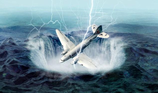 Misteri Segitiga Bermuda Terpecahkan, ini yang Membuat Pesawat dan Kapal Lenyap