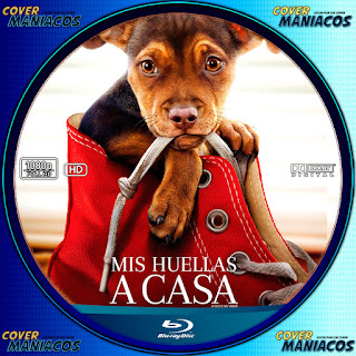 GALLETA BLURAMIS HUELLAS A CASA - A DOGS'S WAY HOME - 2019