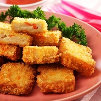 Resep Nugget Isi Daging Ikan Tenggiri Bihun Pedas Untuk Camilan