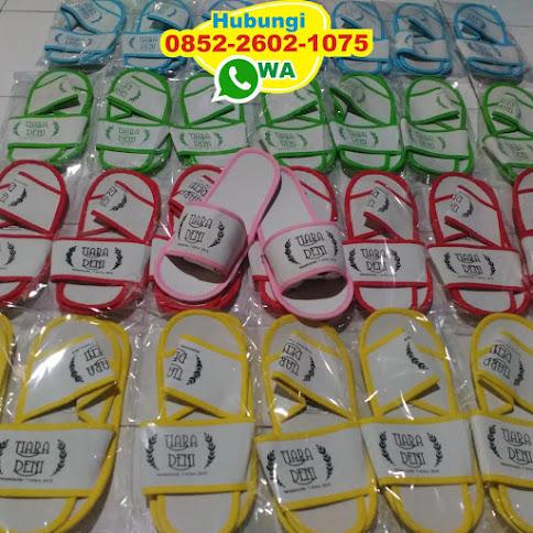 produksi sandal hotel di cirebon 53104