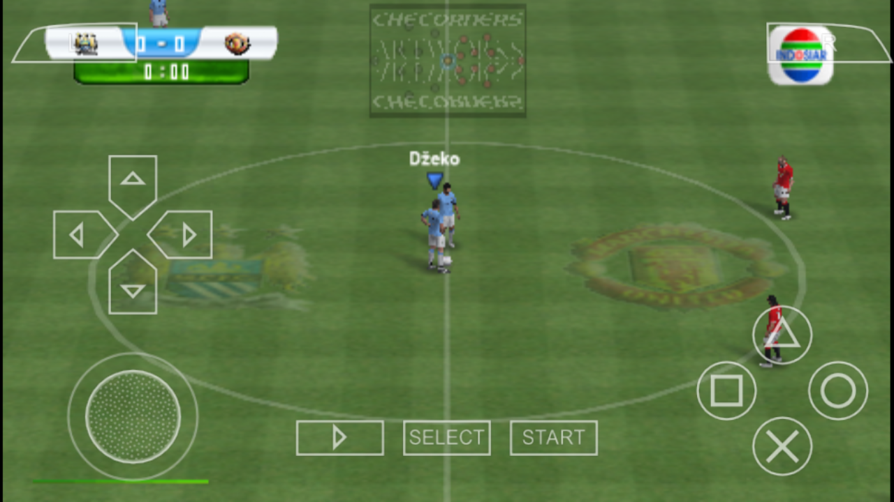 Review bermain PES 2015 PPSSPP