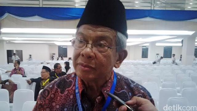 Anggotanya Diciduk KPK, AM Fatwa: Kami Kaget, Kalau Betul KPK OTT Anggota DPD Ini yang Pertama