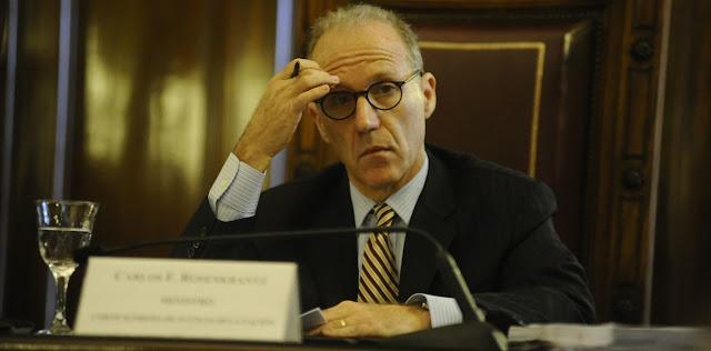 2 x 1 las pelotas: el juez de Clarín encaramado a presidente de la corte quedó cortado