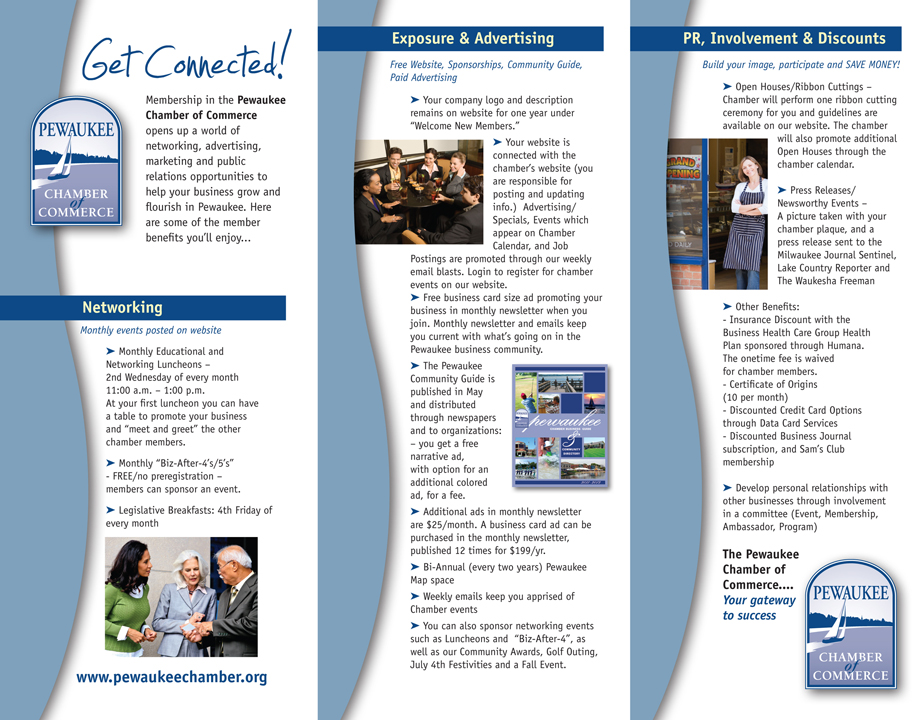 Services Brochure Examples Ideal Vistalist Co