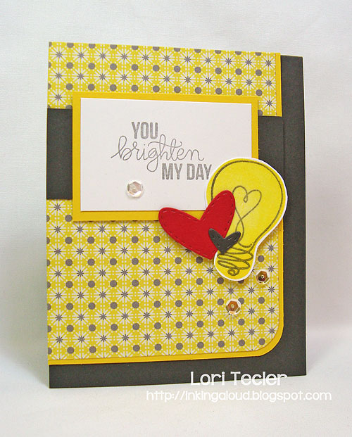 You Brighten My Day-designed by Lori Tecler/Inking Aloud-stamps from Simon Says Stamp