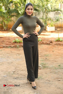 Tollywood Actress Punarnavi Bhupalam Latest Po Gallery in Black Trouser Pant at Pittagoda Movie Interview  0170.JPG