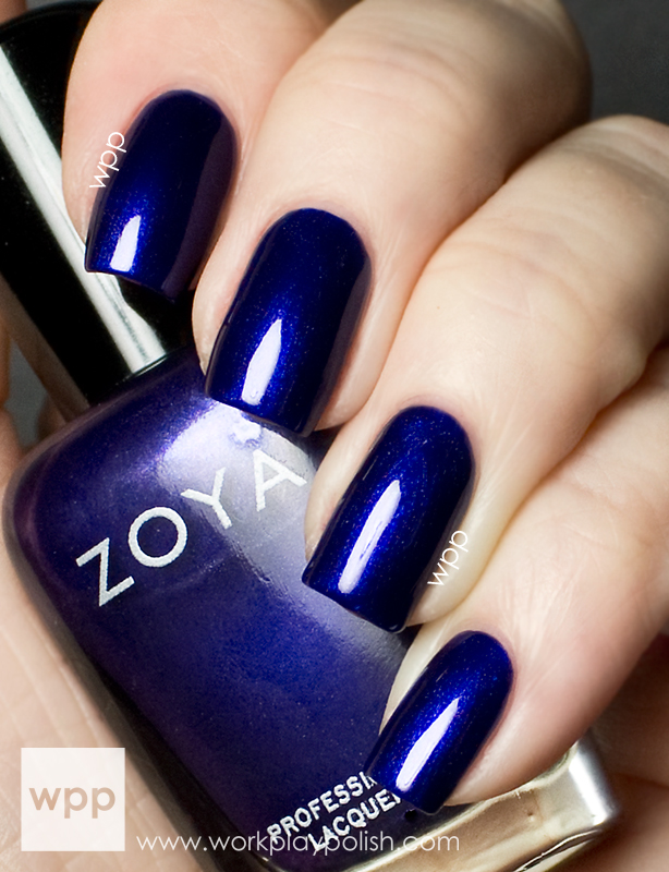Zoya Neve from the Satins Collection