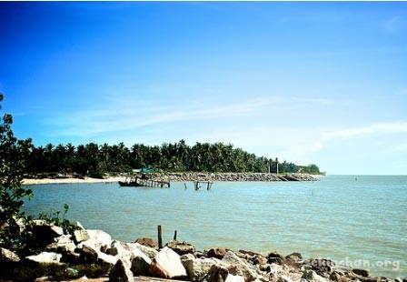 Pantai Redang, Sekinchan