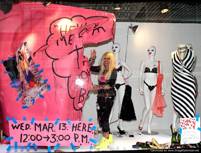 betsey johnson windows