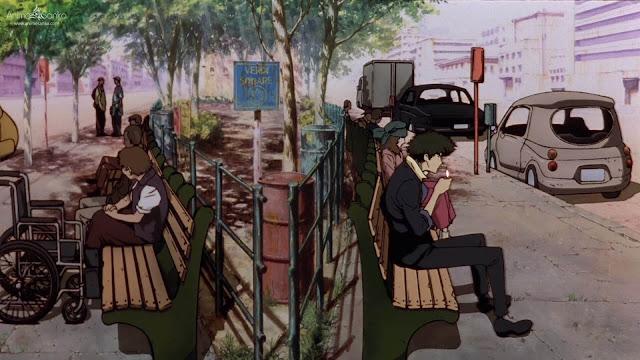 فيلم انمى Cowboy Bebop: Tengoku no Tobira بلوراي 1080p مترجم كامل اون لاين Cowboy Bebop تحميل و مشاهدة Tengoku no Tobira جودة خارقة عالية بحجم صغير على عدة سيرفرات BD x265 رابط واحد Bluray