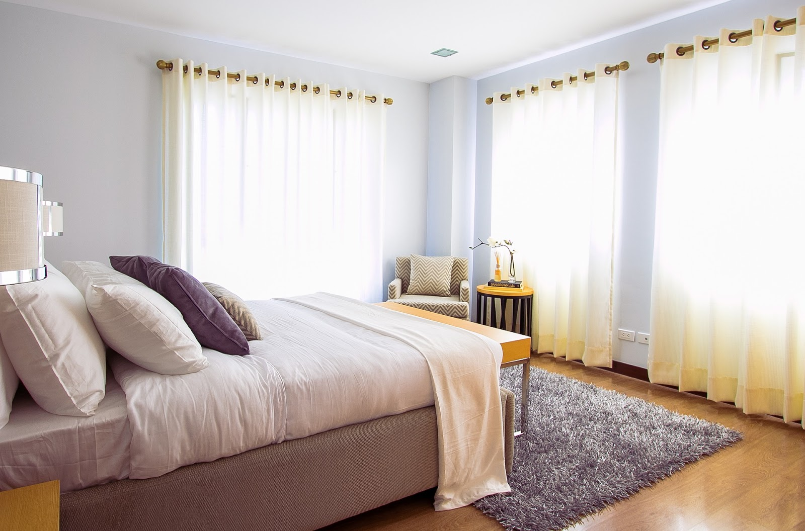 Tips Mendekorasi Kamar Tidur, tips tidur berkualitas