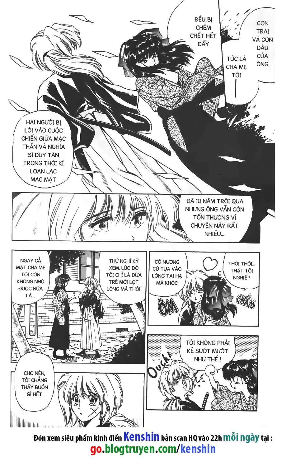 Rurouni Kenshin chap 6.5 trang 9