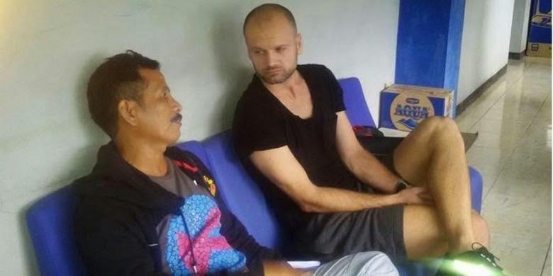 Persib Bandung Memulangkan Kembali Pelamar Ke-15 Darko Lucanovic