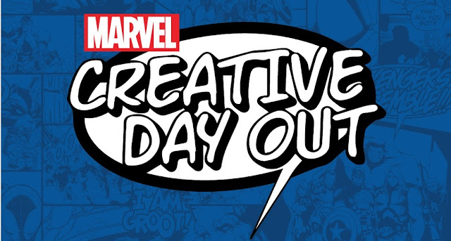 Marvel Creative Day Out 2017