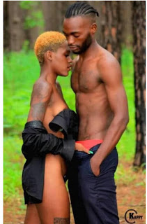 Trending! See This Viral Couple's Photoshoot Everyone Has Been Talking About [+18]