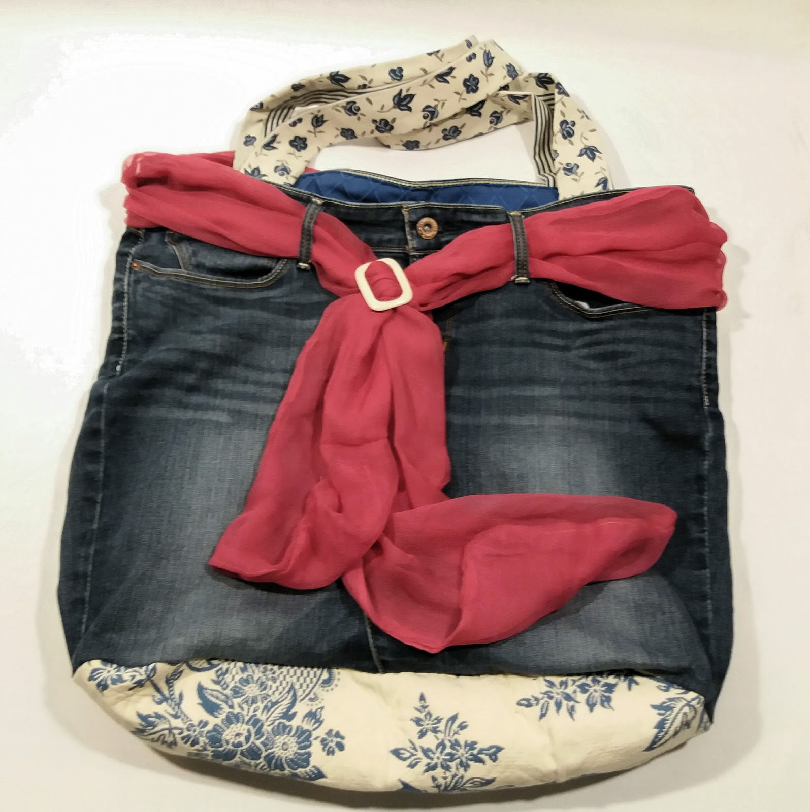 Borse Fatte A Mano Immagini : Ecoartigianato borse jeans fatte a mano uniche e originali