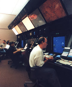 Air Traffic Control Center.