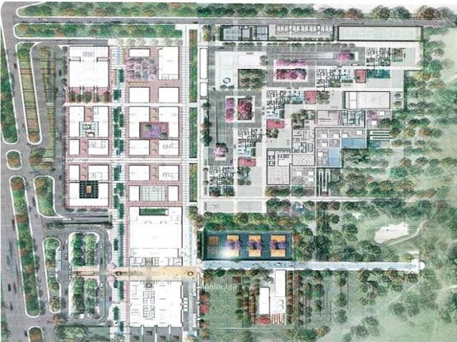 Master Plan - Ireo Grand Hyatt Residences