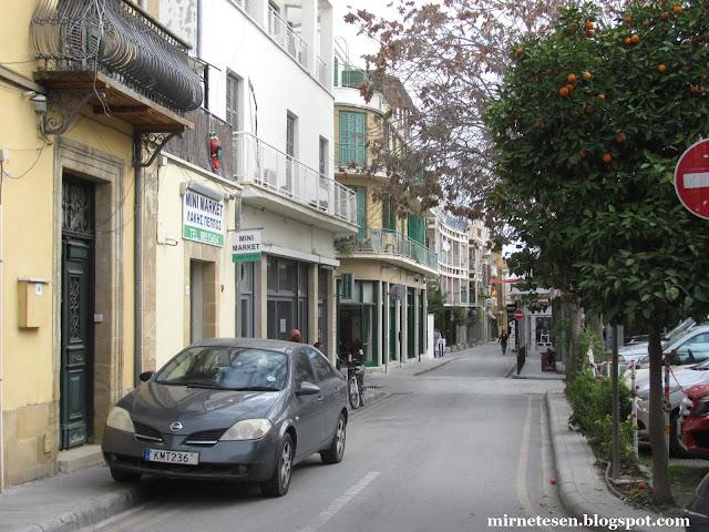 Греческая Никосия - исторический центр