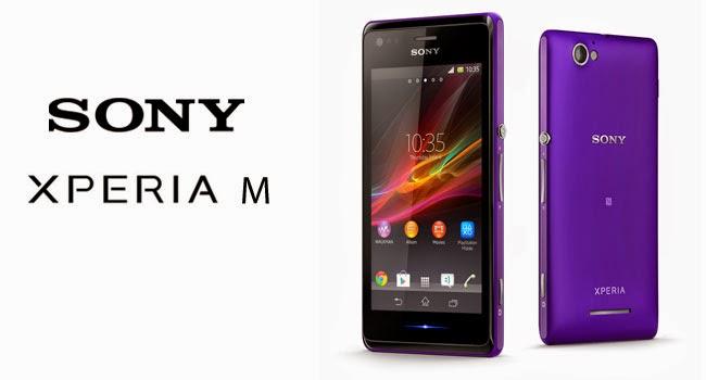 Spesifikasi Sony Xperia M C1905 Terbaru