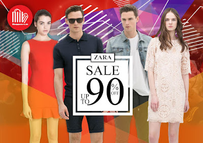 Exclusive Branded Warehouse Sale ZARA Discount Offer Promo
