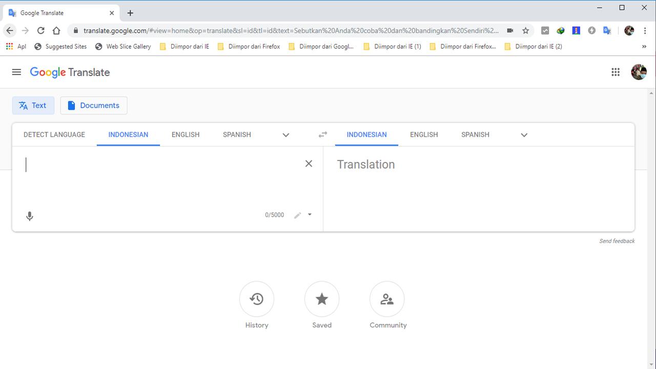 Cara Cepat Menulis Artikel dengan Bantuan Google Translate