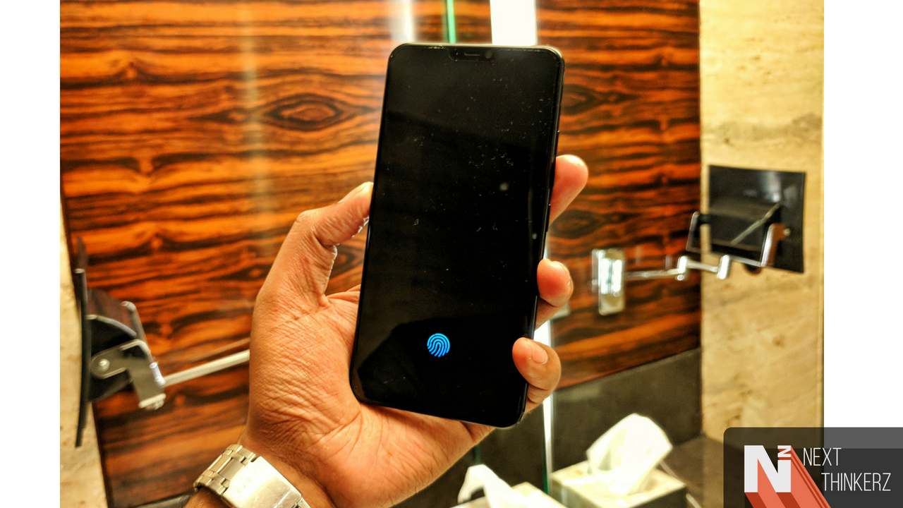 Vivo X21 - First Phone with In-Display Fingerprint Scanner